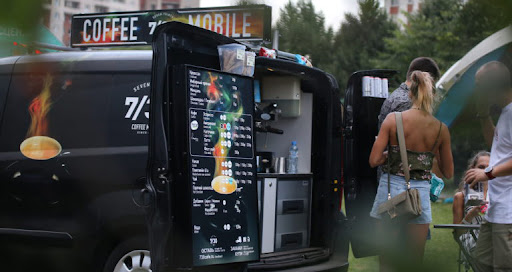 Кофемобиль в собственность