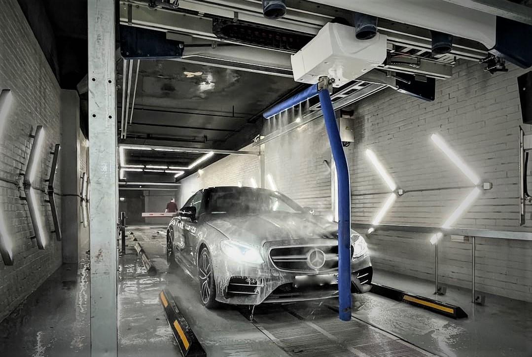 Автомойка + шиномонтаж: есть договоры с компаниями
