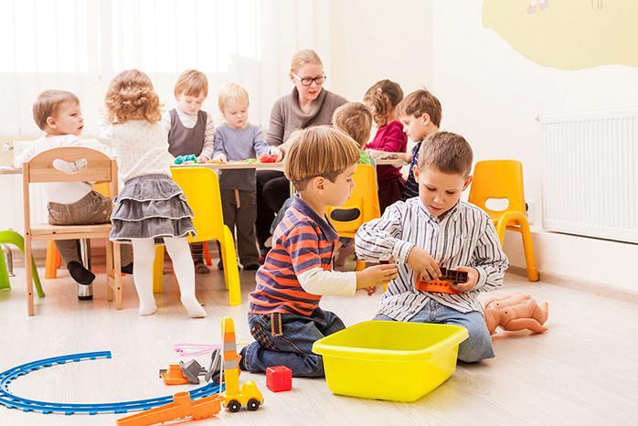 Детский сад: продажа 50% доли бизнеса