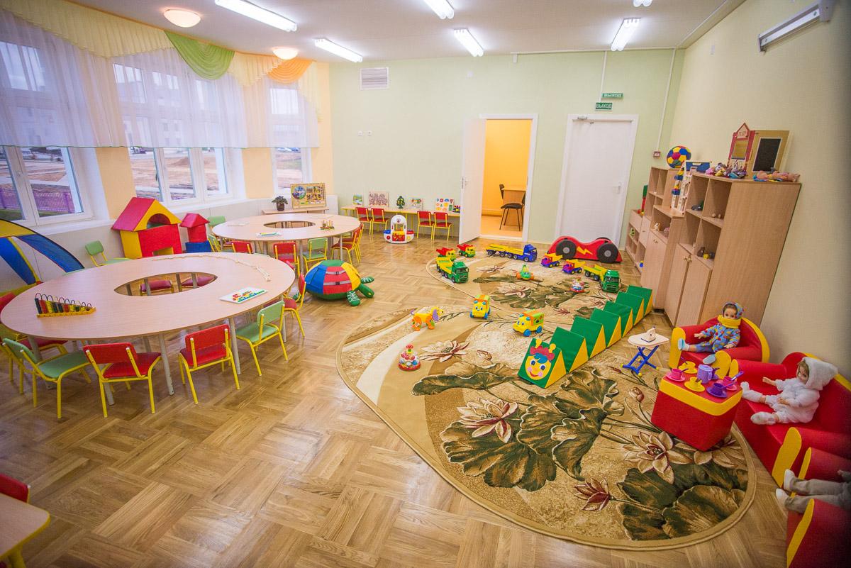 Детский сад с двумя воспитателями в штате