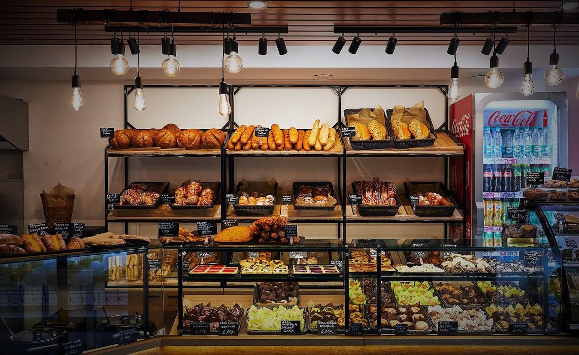 Пекарня в густонаселенном жилом районе