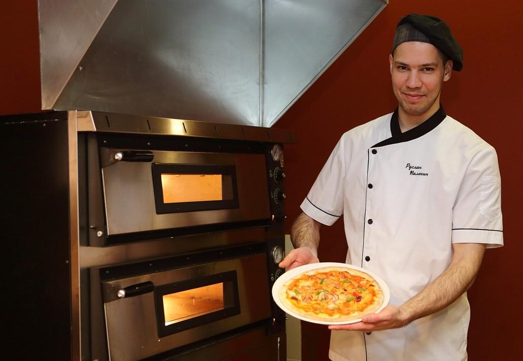 Пиццерия + шаверма в новом ЖК