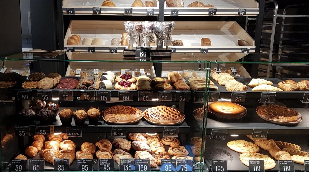 Пекарня в элитном ЖК