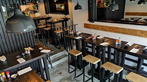 Кафе паназиатской кухни