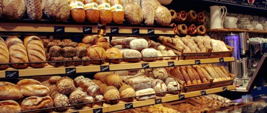 Хлебобулочное и кондитерское пр-во
