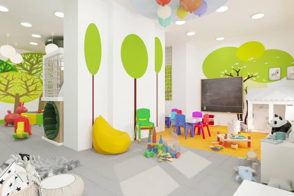 Частный детский сад на полный день