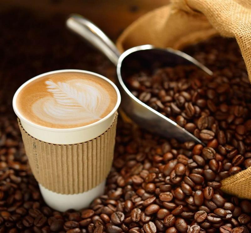 Кофе с собой на Нарвской