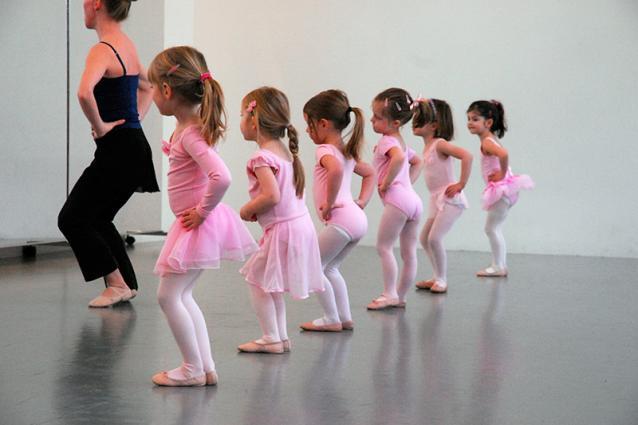 Детская студия балета