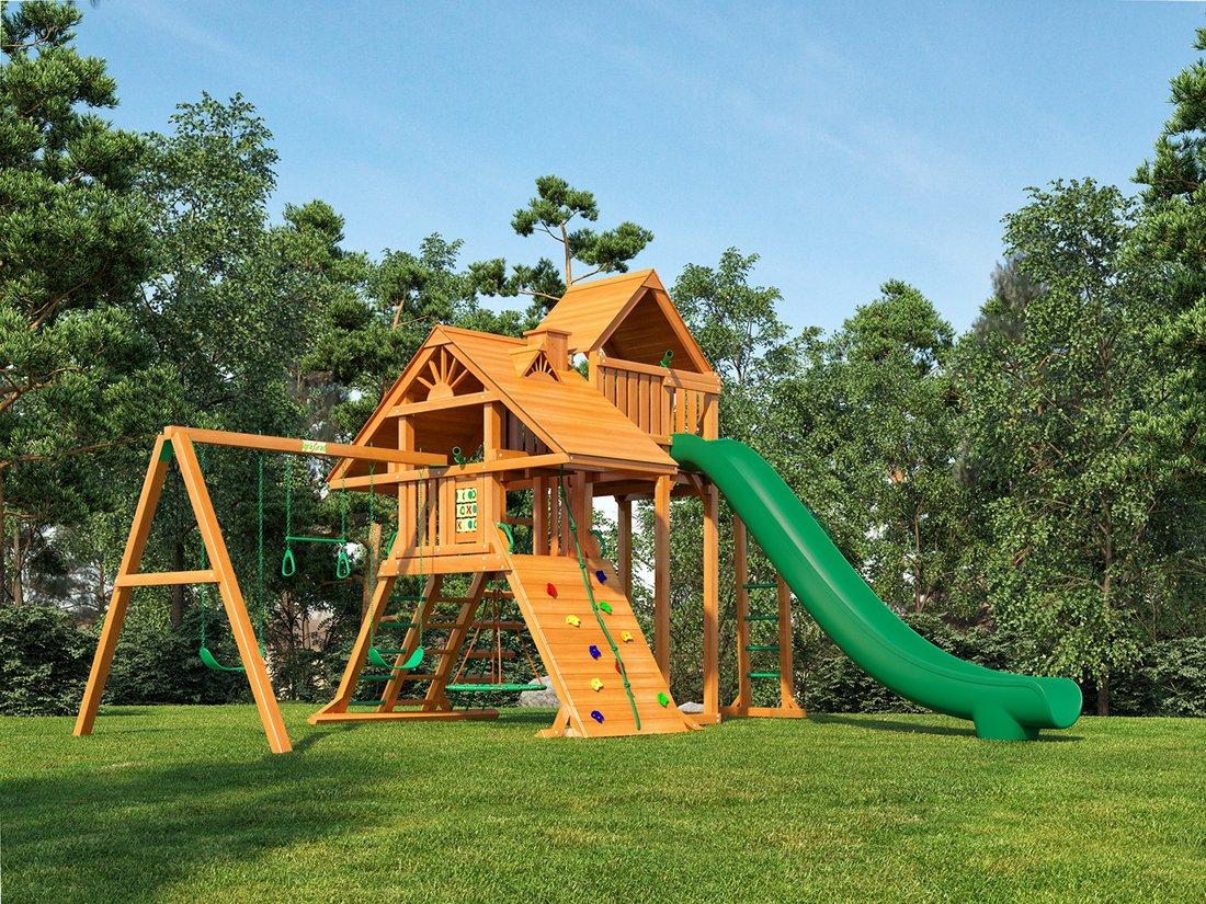 Производство детских площадок