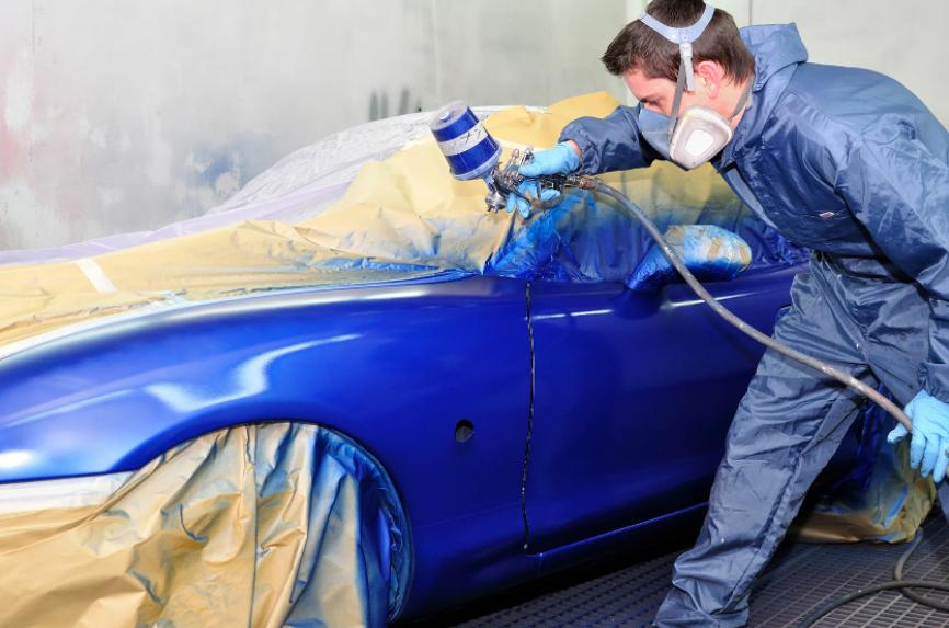 Автосервис малярно-кузовного ремонта