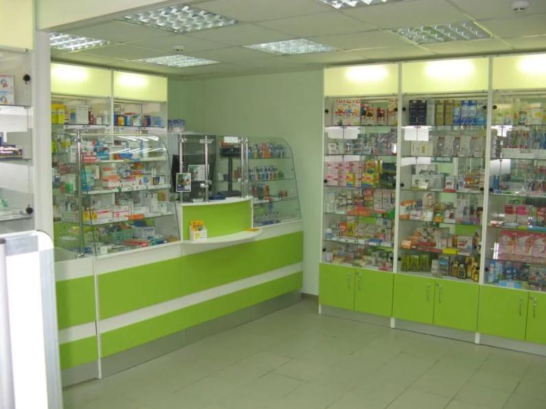 Аптека в крупном Жилом Комплексе