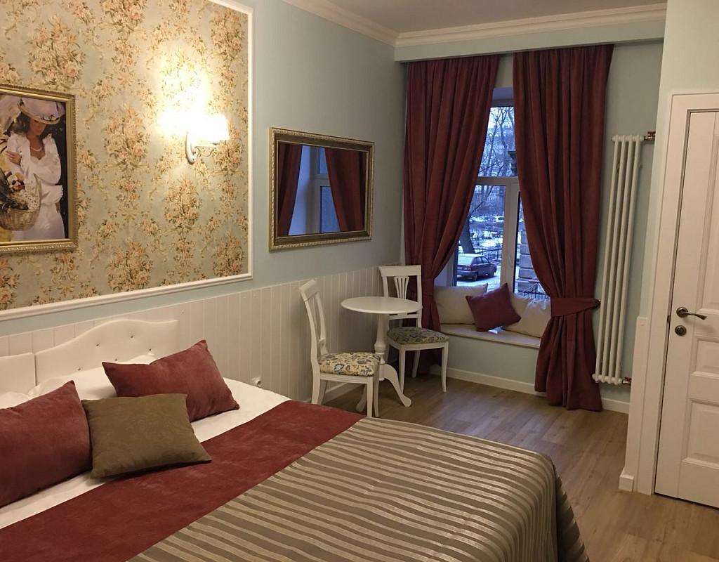 Отель в собственность на 12 номеров в центре города