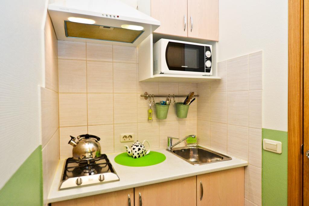 Уютный апарт-отель на 7 номеров-студий