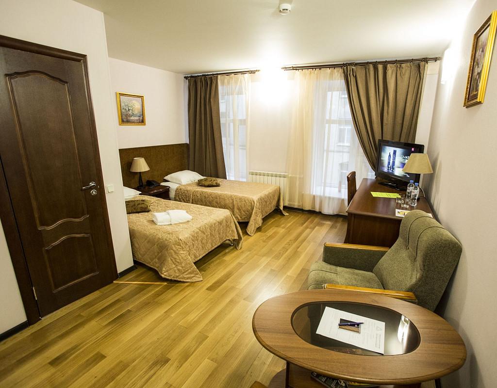 Мини-отель в собственности в 100 метрах от Московского вокзала