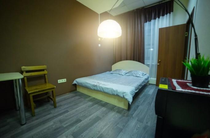 Отель две звезды на 50 номеров в центре Санкт-Петербурга