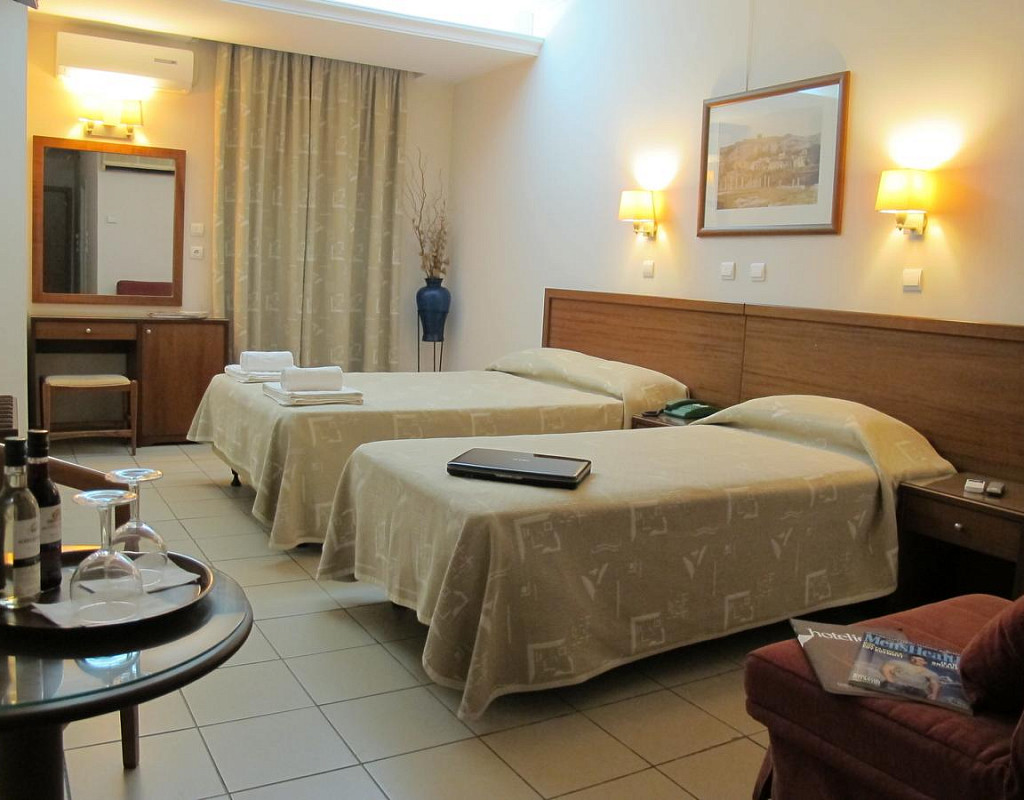 Мини-отель на 10 номеров рядом с площадью Восстания