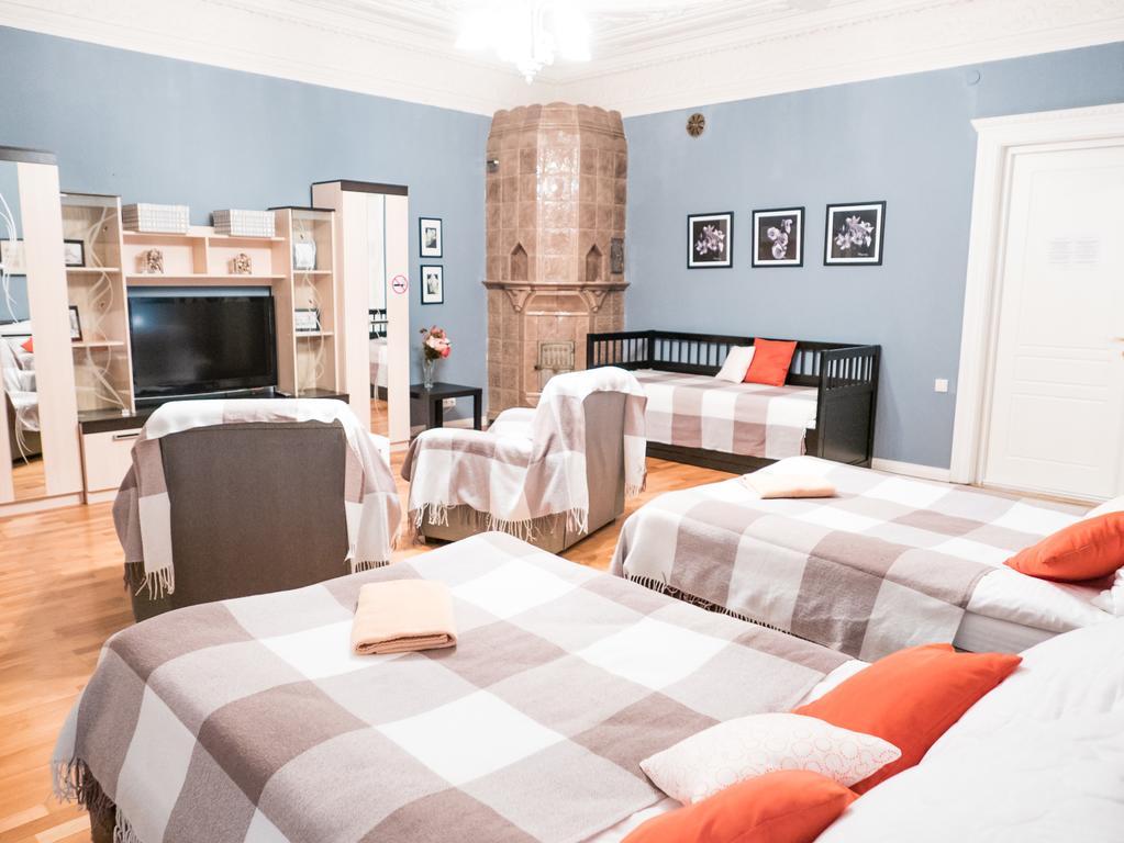 Красивый мини-отель на 4 номера в центре Санкт-Петербурга