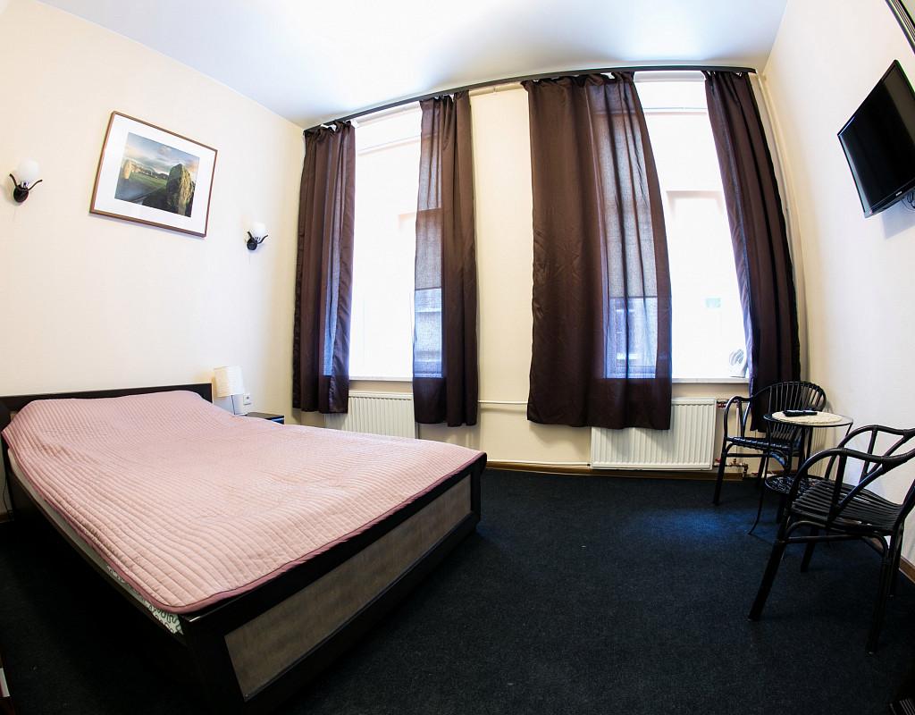 Мини-отель на 33 номера в центре города