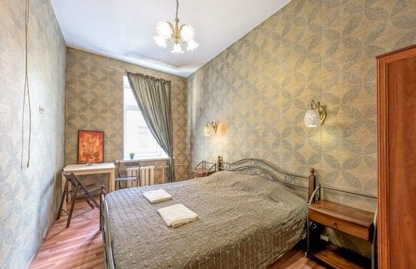 Отель на 9 номеров у метро Петроградская
