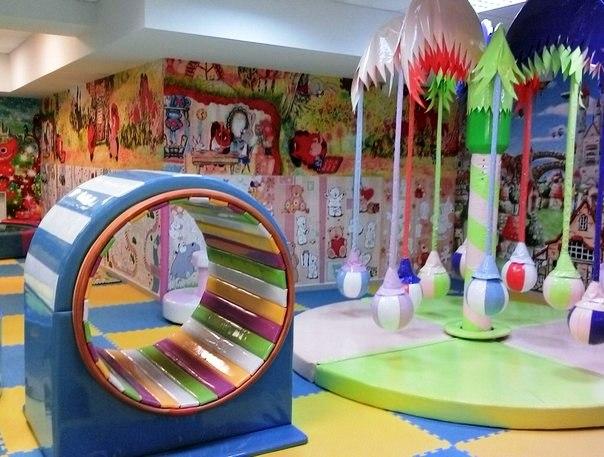Детский игровой центр в Красногвардейском районе