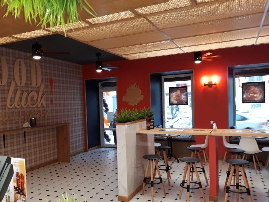 Суши-ресторан