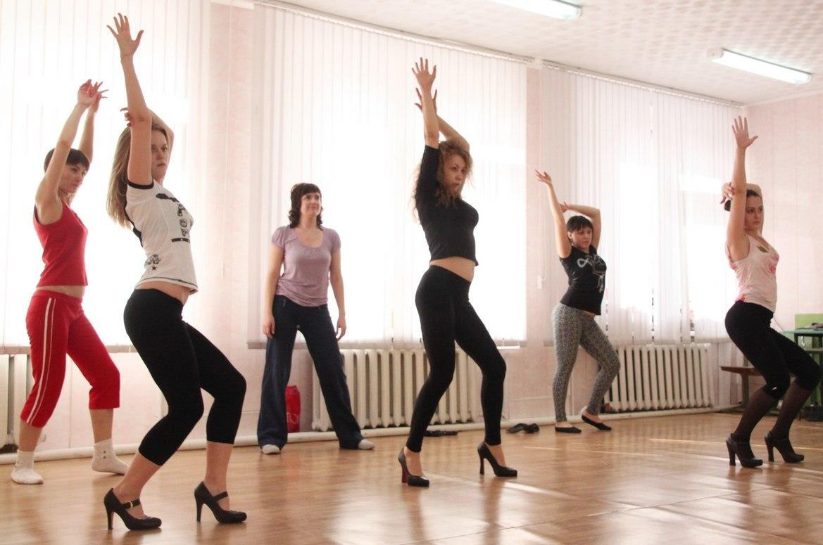 Школа танцев в Пушкине