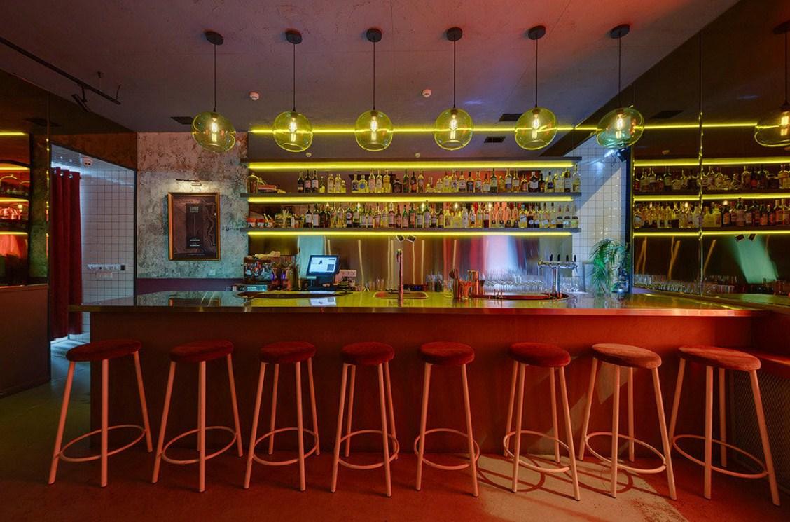 Модный бар