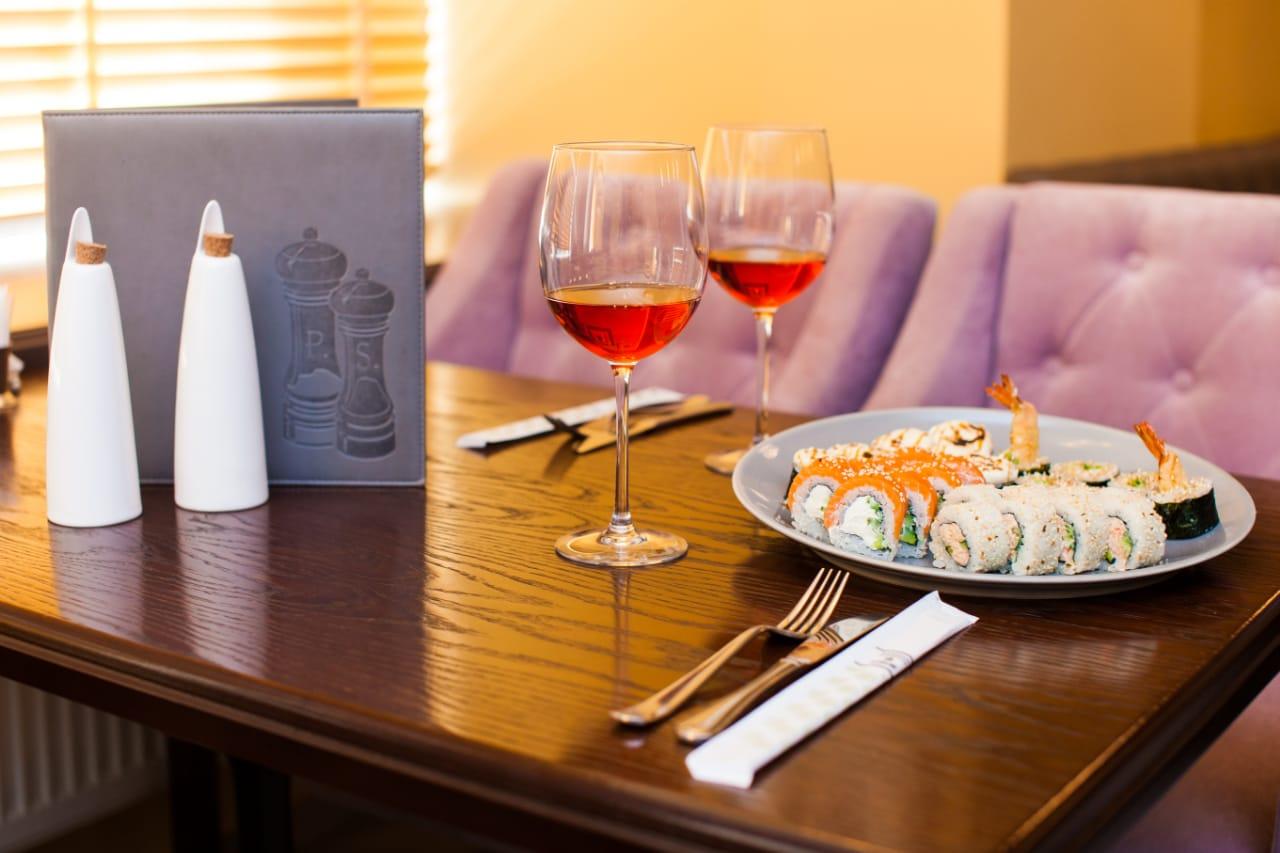 Популярный суши-ресторан в Красносельском районе