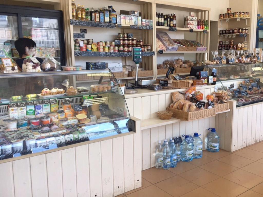 Продуктовый магазин в Красносельском районе