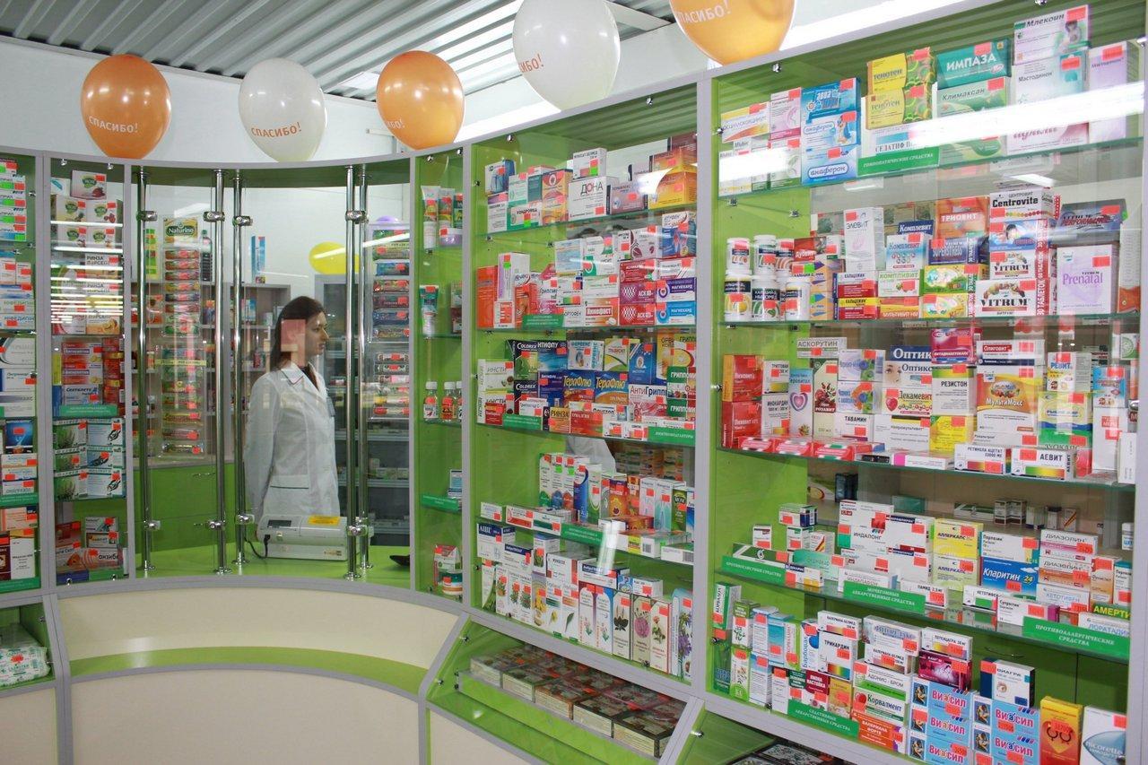 Аптека  на Севере с Огромным Трафиком