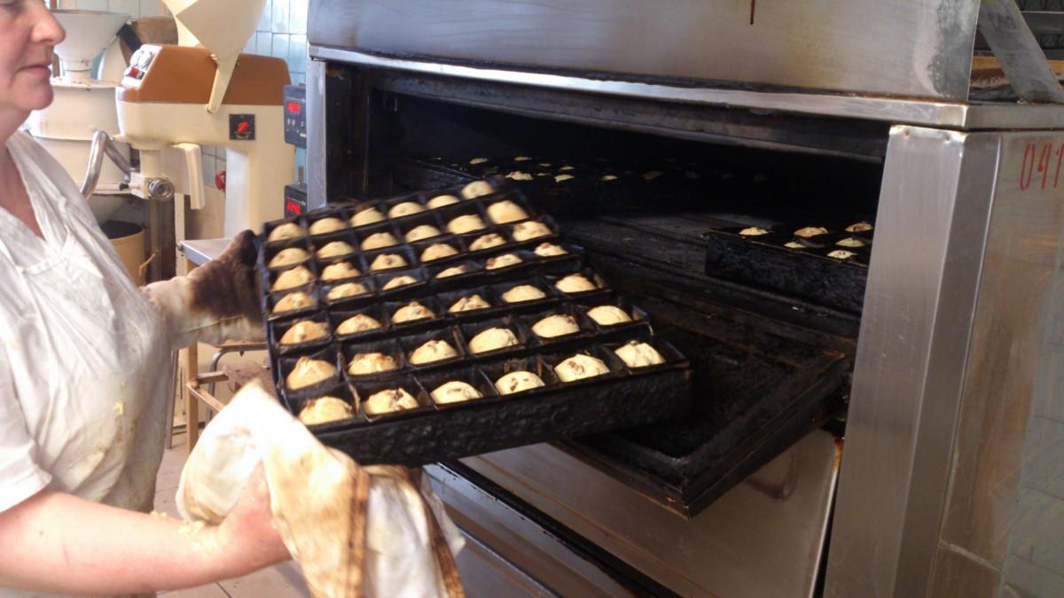 Хлебопекарное производство с каналами сбыта