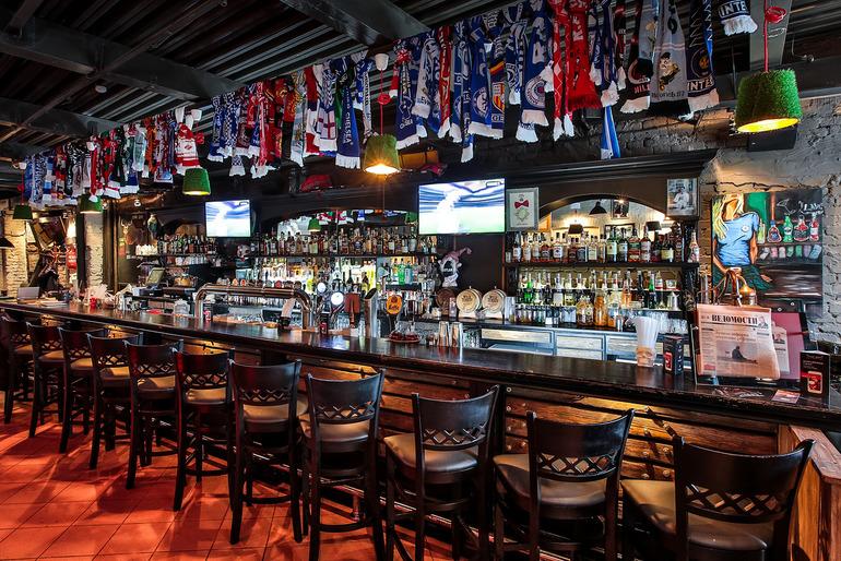 Популярный бар в Центре