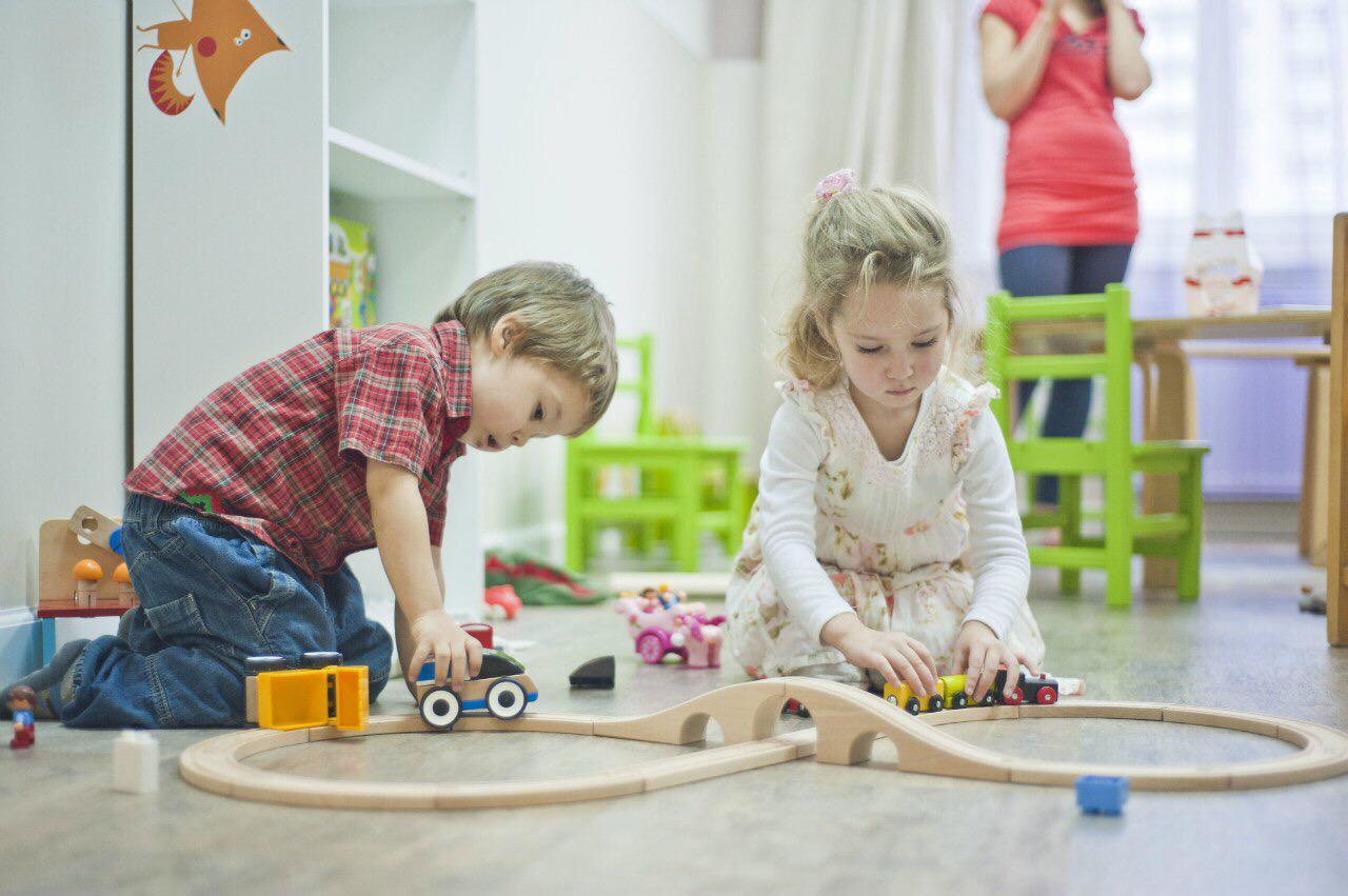 Детский сад с большими перспективами