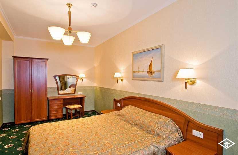 Отель 7 номеров с удобствами 2 звезды Нежилой фонд