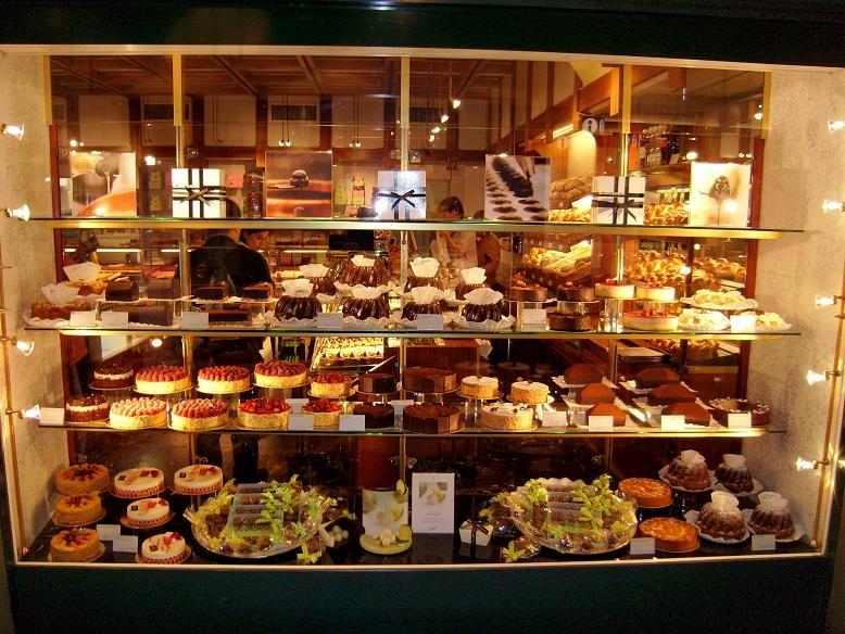 Пекарня на Невском