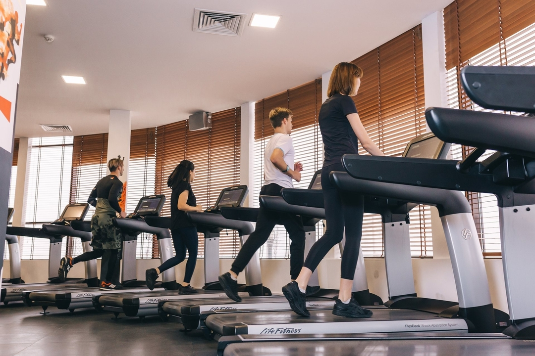 Спортивный клуб CrossFit
