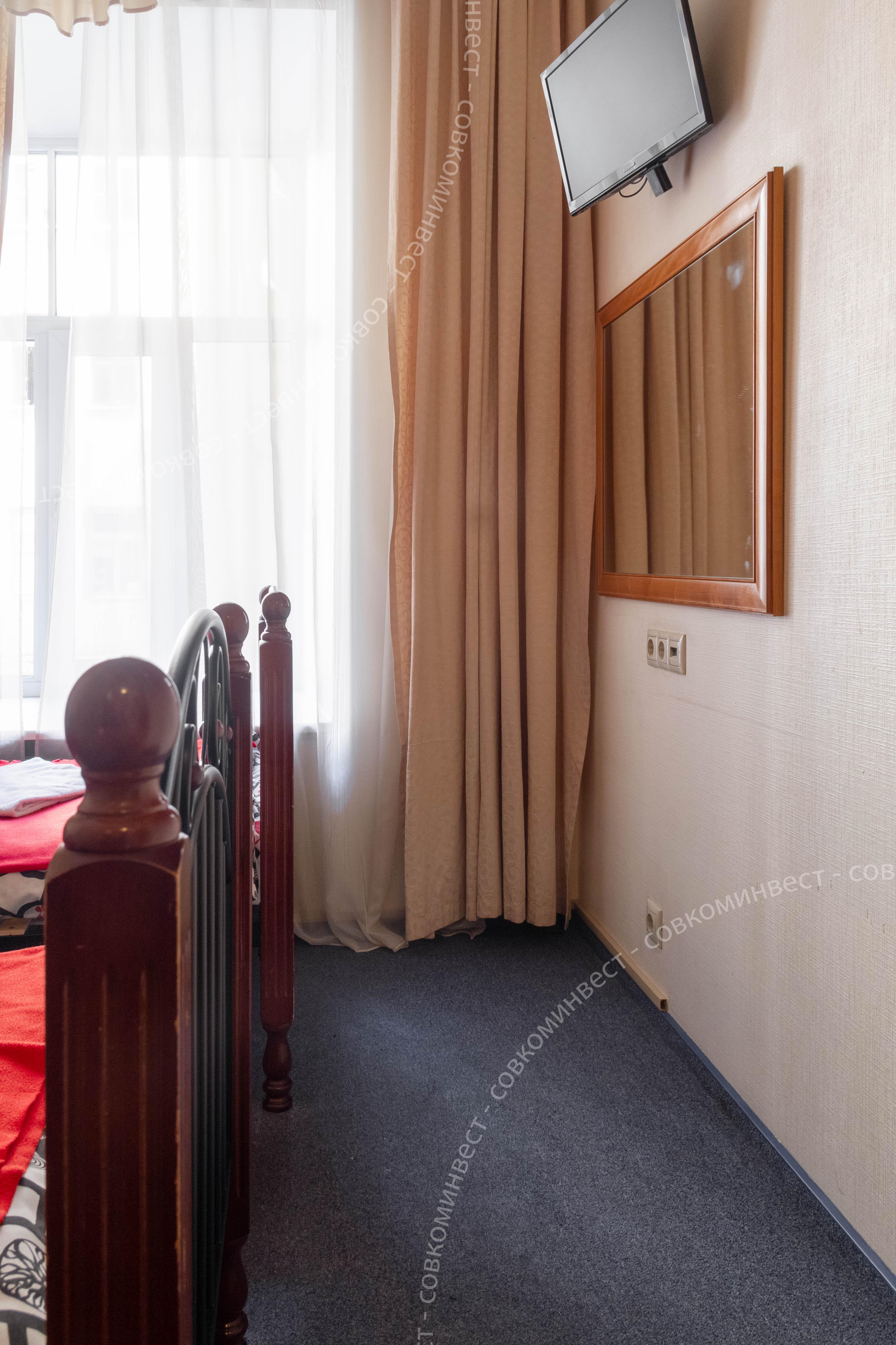 Отель в собственность с доверительным управлением