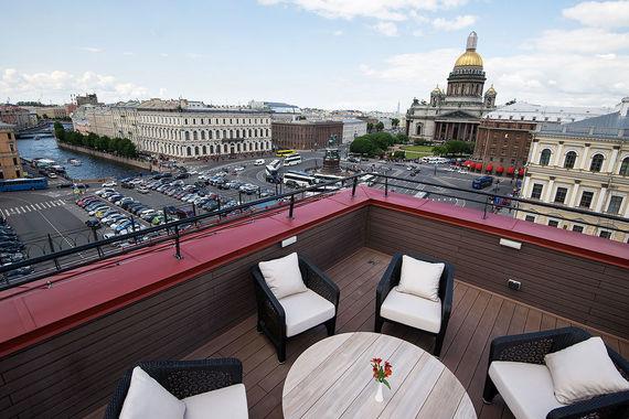 Отель в собственность+бизнес (м. Гостиный двор)