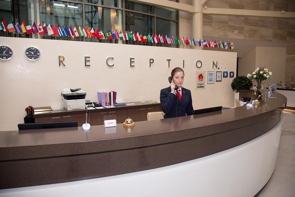 Отель 3 * с англоговорящим персоналом на Невском