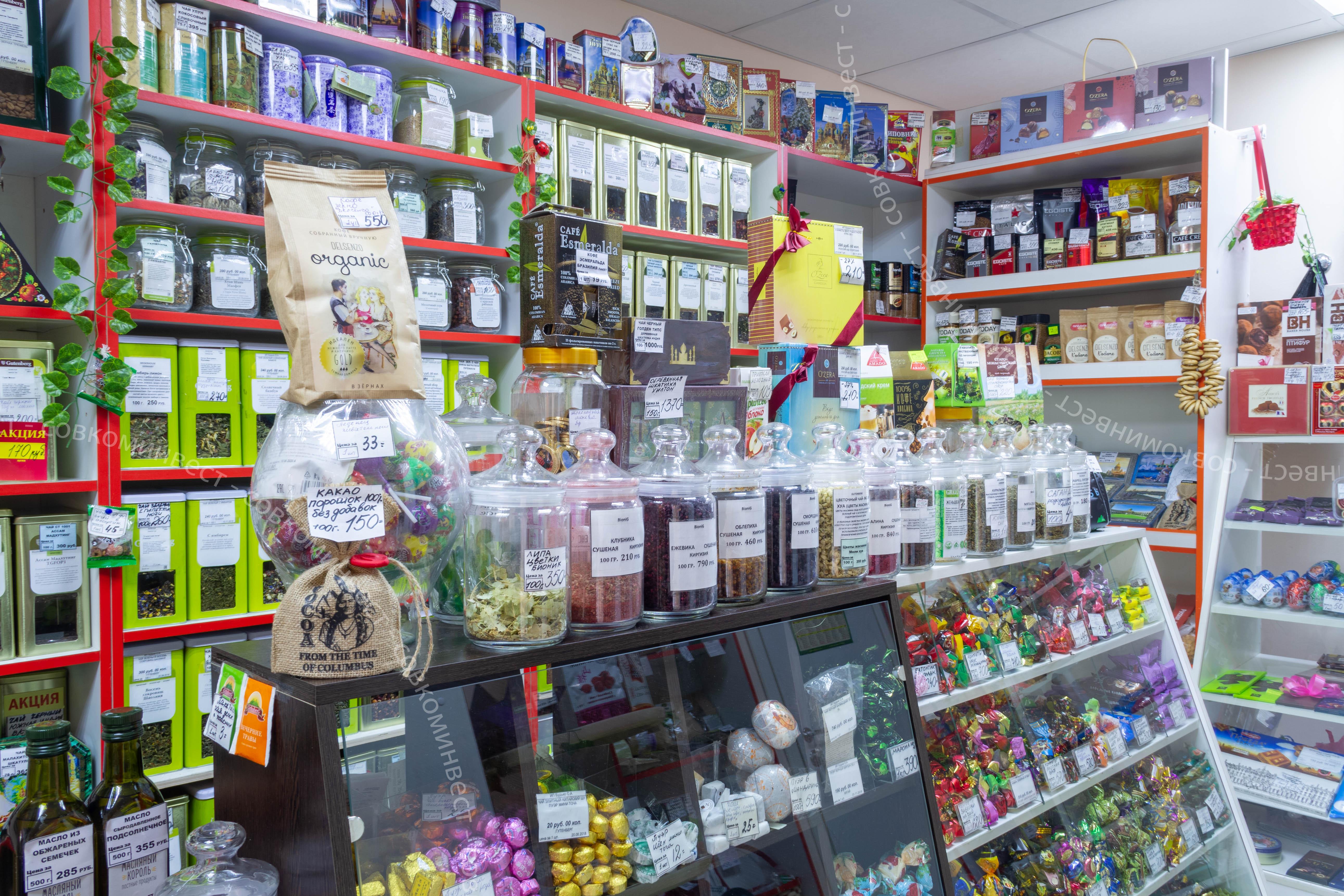 Магазин кондитерских сувениров|чая|без конкуренто