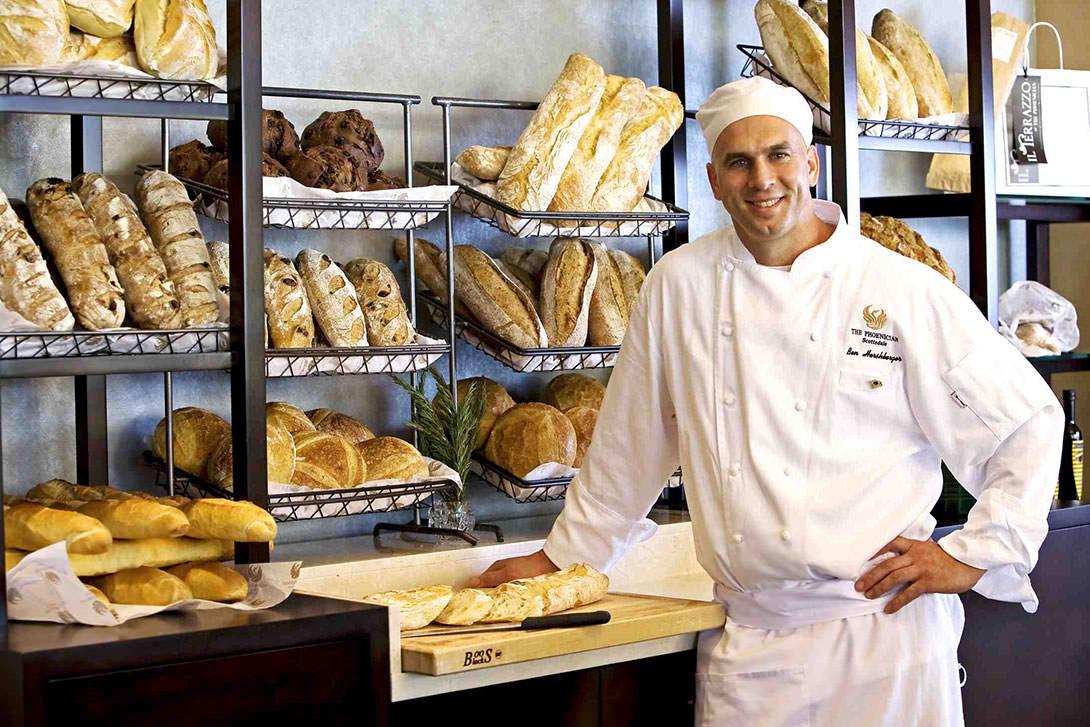 Завод хлебобулочных изделий + сеть пекарен (6 лет)