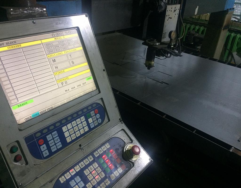 Производство Лазерная резка металла в центре СПб