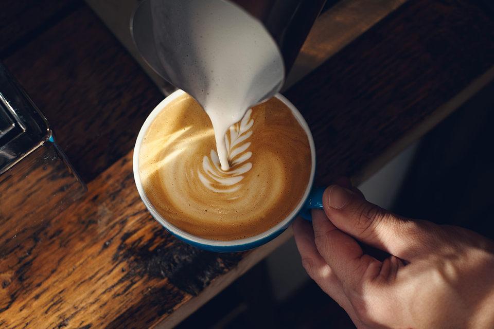 Кафе-кофейня в стиле Великий Гэтсби  Чернышевская