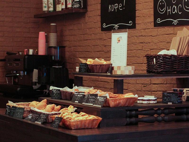 Кофейня на Петроградской