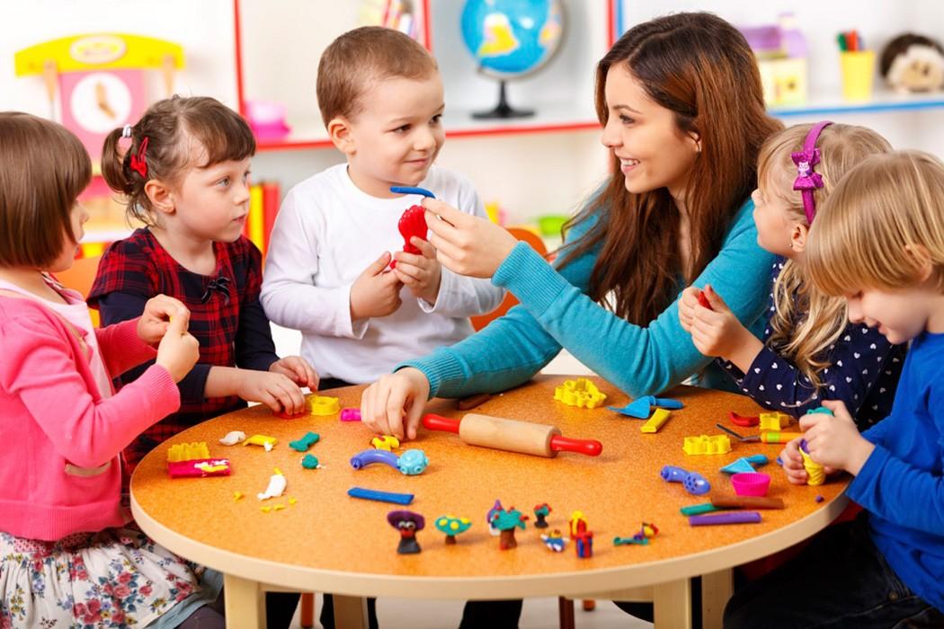 Детский садик и детский центр в Выборгском районе