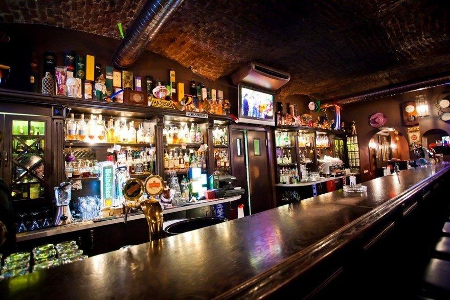 Колоритный бар на м. Московская