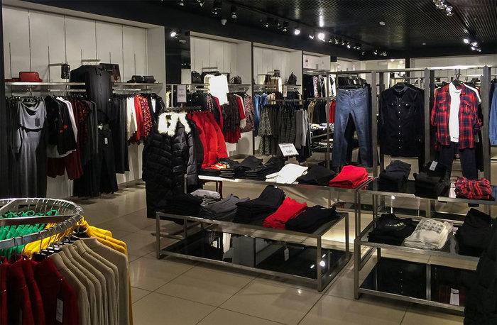 Магазин семейной одежды