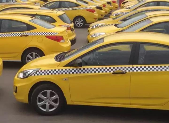Перспективный таксопарк