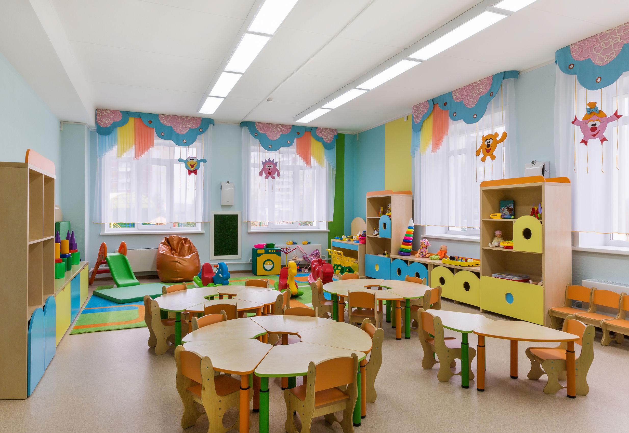 Детский клуб и сад с лицензией
