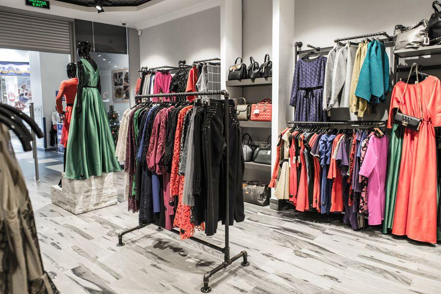 Магазин одежды в отличной локации с подтверждением